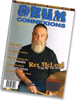 Drum Connexions Article on Rex McLeod